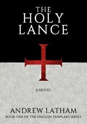 02_The Holy Lance_Cover